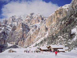 Piste e impianti Alta Badia