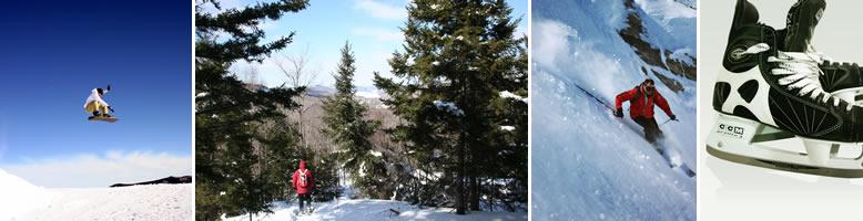 Sport invernali in Val Badia